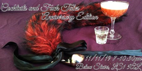Cocktails and Fxxx Tales: Anniversary Edition tickets