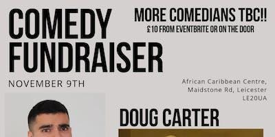 Comedy Fundraiser Leicester