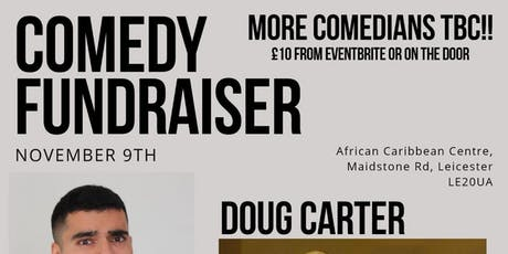 Comedy Fundraiser Leicester tickets