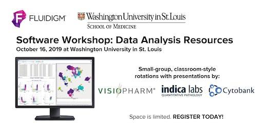 Software Workshop at WashU: Data Analysis Resources