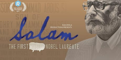 Salam - The First ****** Nobel Laureate - Documentary Screening at KCL tickets