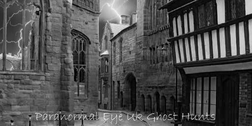 St Marys Guildhall Coventry Ghost Hunt Paranormal Eye UK