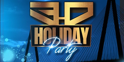 3-D Holiday Party