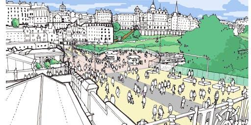 Edinburgh Open Streets study tour: inspiration from Edinburgh & Oslo