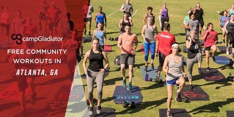 Free Community Workout in Covington, GA tickets