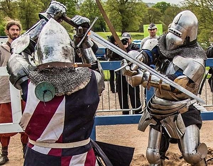 Armored Combat League  WW Presents: 2019 Fall Nationals image