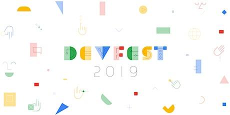 DevFest Málaga '19 entradas