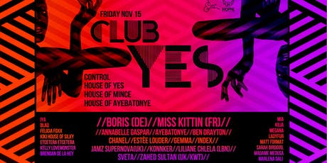 Club YES tickets