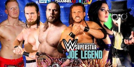 W3L Wrestling Showdown - Glenrothes tickets
