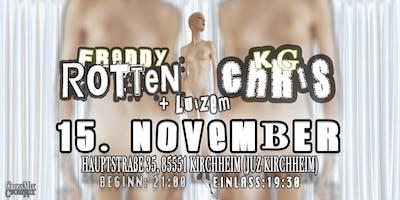 FREDDY ROTTEN & KG CHRIS (feat. LUIZEM)