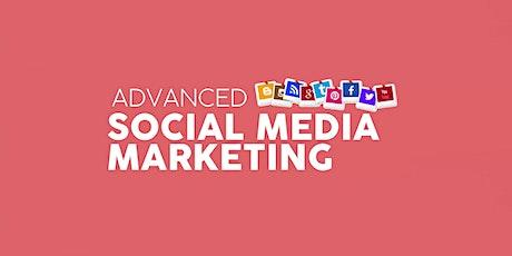 Advanced Social Media Marketing tickets