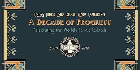 2019  USBGTB Repeal Day Gala - Decade of Progress tickets