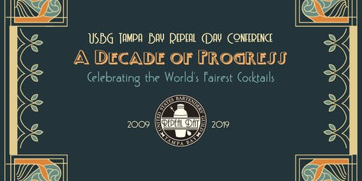 2019  USBGTB Repeal Day Gala - Decade of Progress