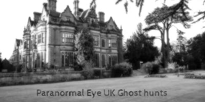 Beaumanor Hall Leicestershire Ghost Hunt Paranormal Eye UK