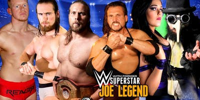 W3L Wrestling Showdown - Elgin