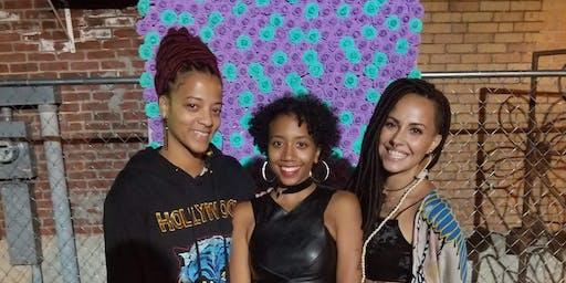 Camden Renaissance  Leaders presents: Good Vibes Open Mic