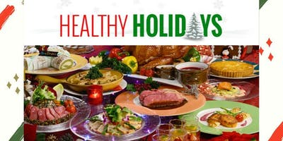 Dinner with the Doc - Eating Healthy for the Holidays