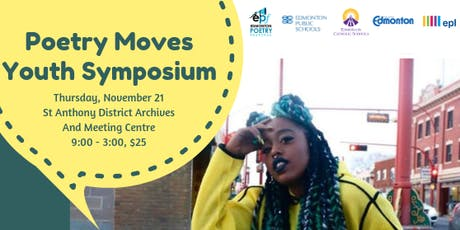 Poetry Moves Youth Symposium 2019 tickets