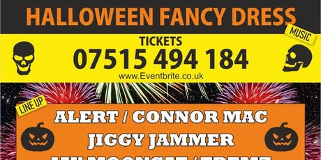 Tremz @ Halloween Boat Party with FREE Firework display! tickets