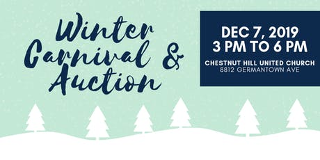 2019 Winter Carnival and Auction tickets