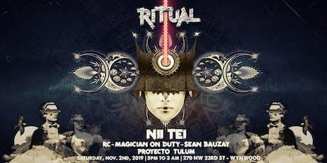 Ritual @ Proyecto Tulum tickets