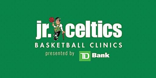 Jr. Celtics Basketball Clinics presented by TD Bank