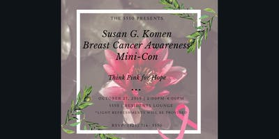 Breast Cancer Awareness  Mini Conference