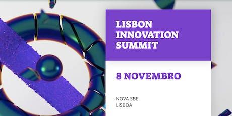 Lisbon Innovation Summit 2019 bilhetes