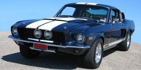 """11/24 """"Motor City Muscle"""" (Muscle cars from Detroit) tickets"""