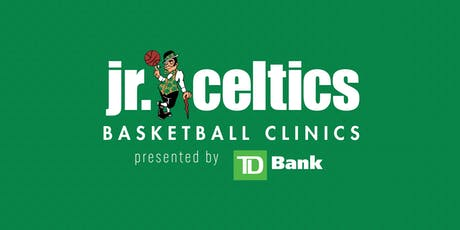 Jr. Celtics Basketball Clinics presented by TD Bank tickets
