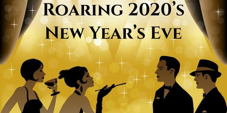 Roaring 2020's New Year's Eve tickets