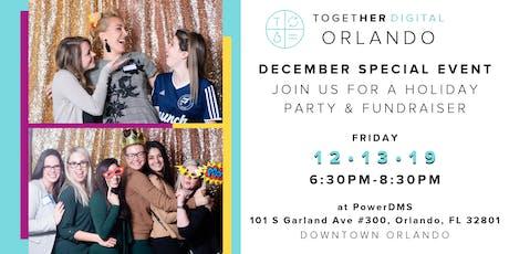 Together Digital Orlando Holiday Fundraiser tickets