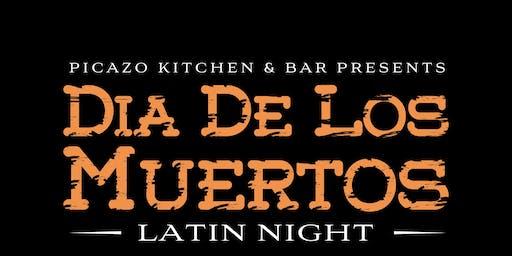 PKB's Latin Night: Dia De Los Muertos