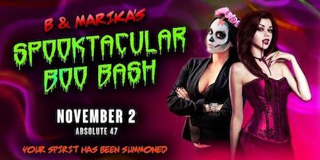 Spooktacular Boo Bash tickets