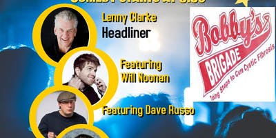 3rd Annual Bobby's Brigade Comedy Night