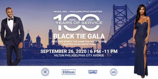 Hampton University Philadelphia Alumni 100th Anniversary Gala