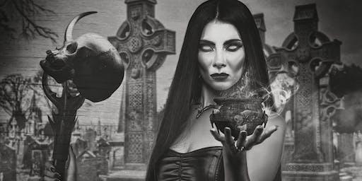 Mojo in the Graveyard with Cajun Conjure's Hexeba Theaux
