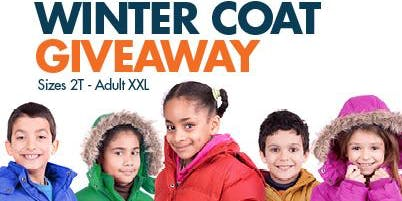 PEP & KINGSBURY'S MOTHER DOT CHILDREN'S WINTER COAT GIVEAWAY