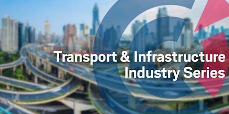 QLD | Transport & Infrastructure Series: Meeting Queensland's Road Infrastructure Challenge @ Deloitte tickets