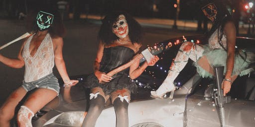 THE PURGE: Fine and Frightening COSTUME PARTY