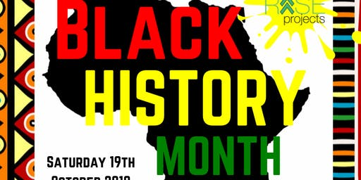 RISE Projects Sisters Circle - Black History Month