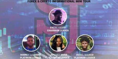 NYC Forex Informational: COPY, PASTE, PROFIT! tickets