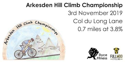 The Arkesden Hill Climb Championship