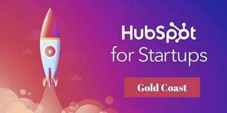 HubSpot For Startup   Gold Coast tickets