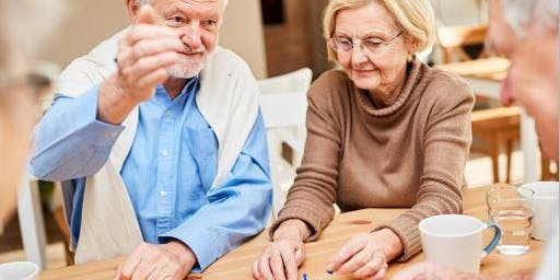 Seniors Game Morning - Woodcroft Library
