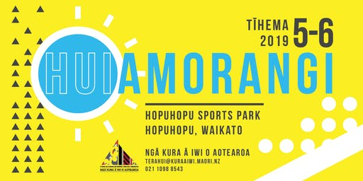 NKAI Hui Amorangi 5-6 December 2019
