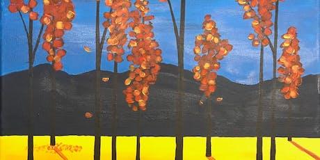 Paint Night-Autumn Sunrise-no experience nec, really! tickets