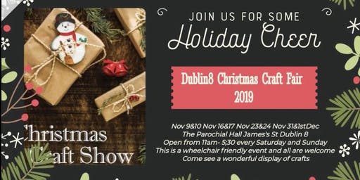 The Dublin8 Christmas Craft Fair