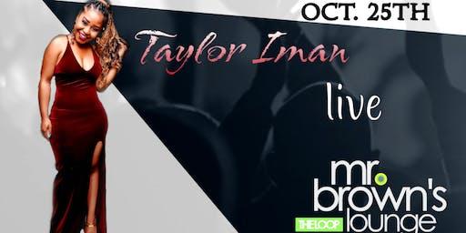 Caribbean Soul Fridays / Taylor Iman