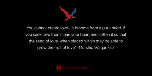 Waqar Faiz Sufi Meditation Bellevue